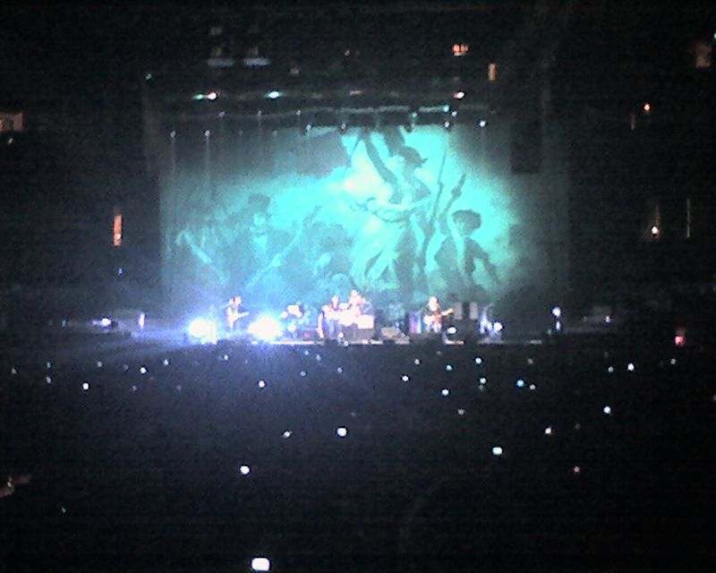 Coldplay at the Honda Center