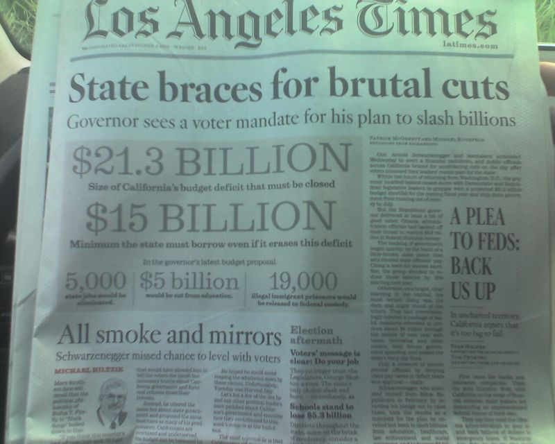 Front Page Editorials