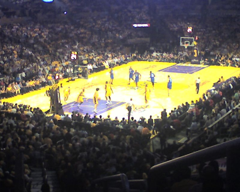 Lakers v. Magic
