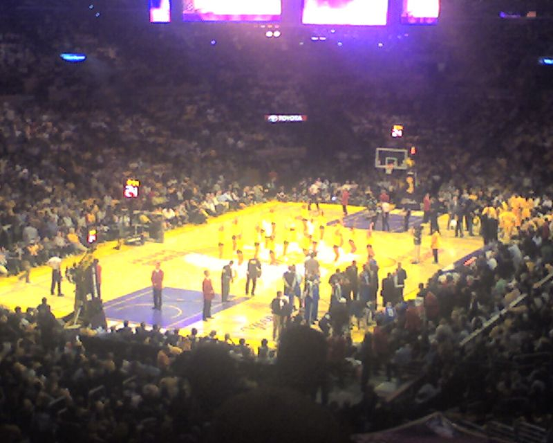 Lakers 82 Magic 58 After 3