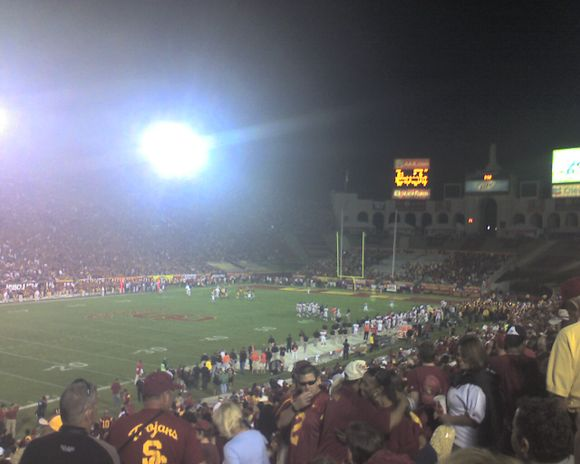 Another Night at the Coliseum