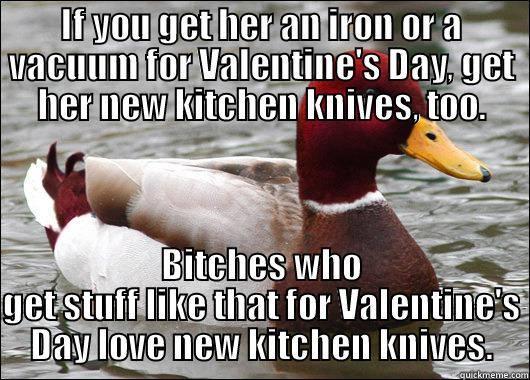 Valentine duck