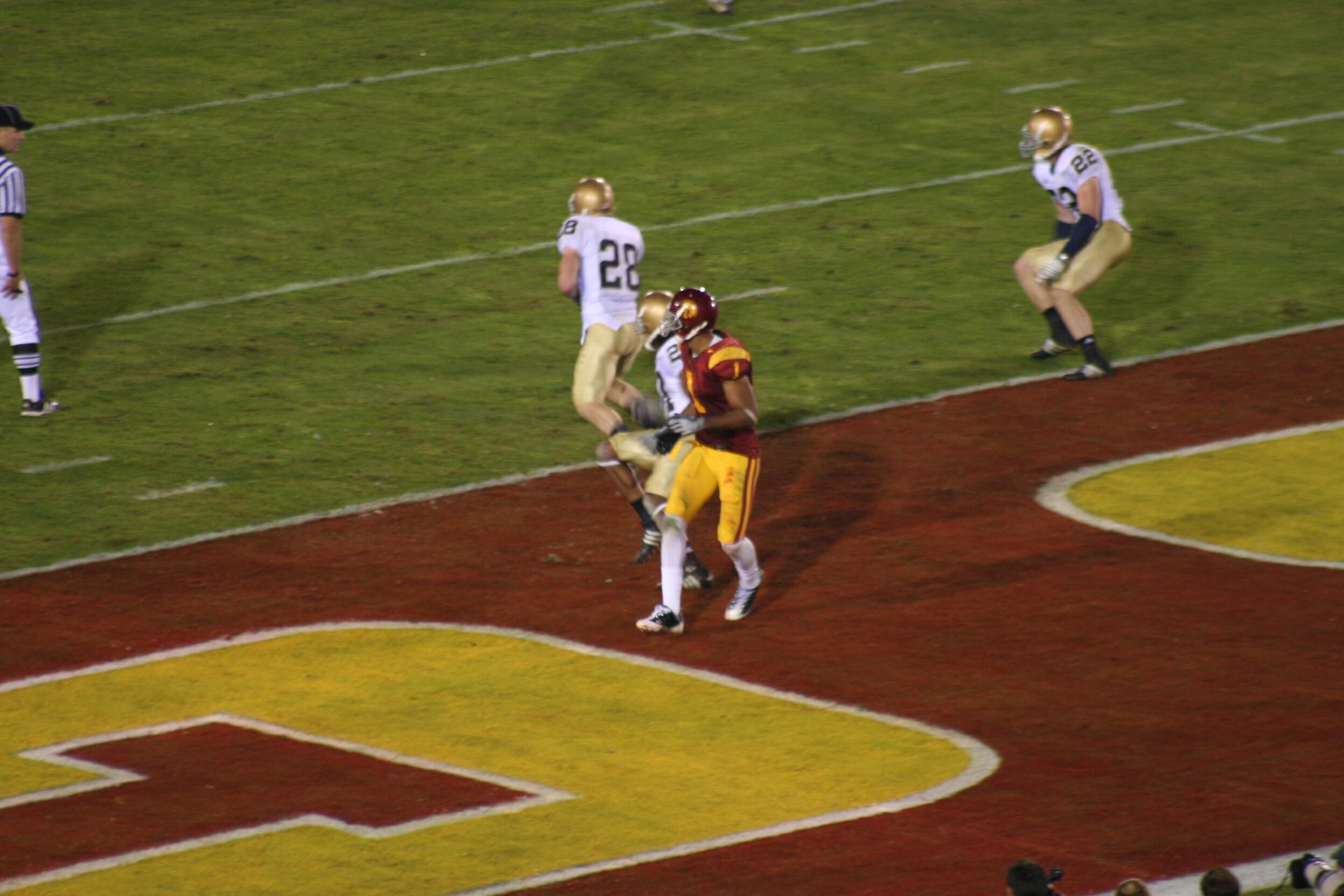 Lex Icon Lexargy: USC Football
