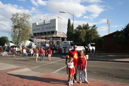 #3 - Outside the Stadium