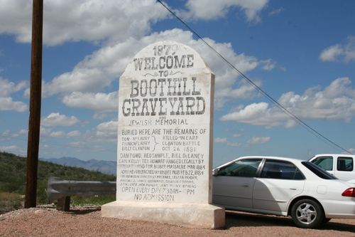 #31 - Boot Hill