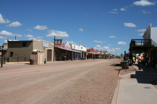 #36 - Downtown Tombstone