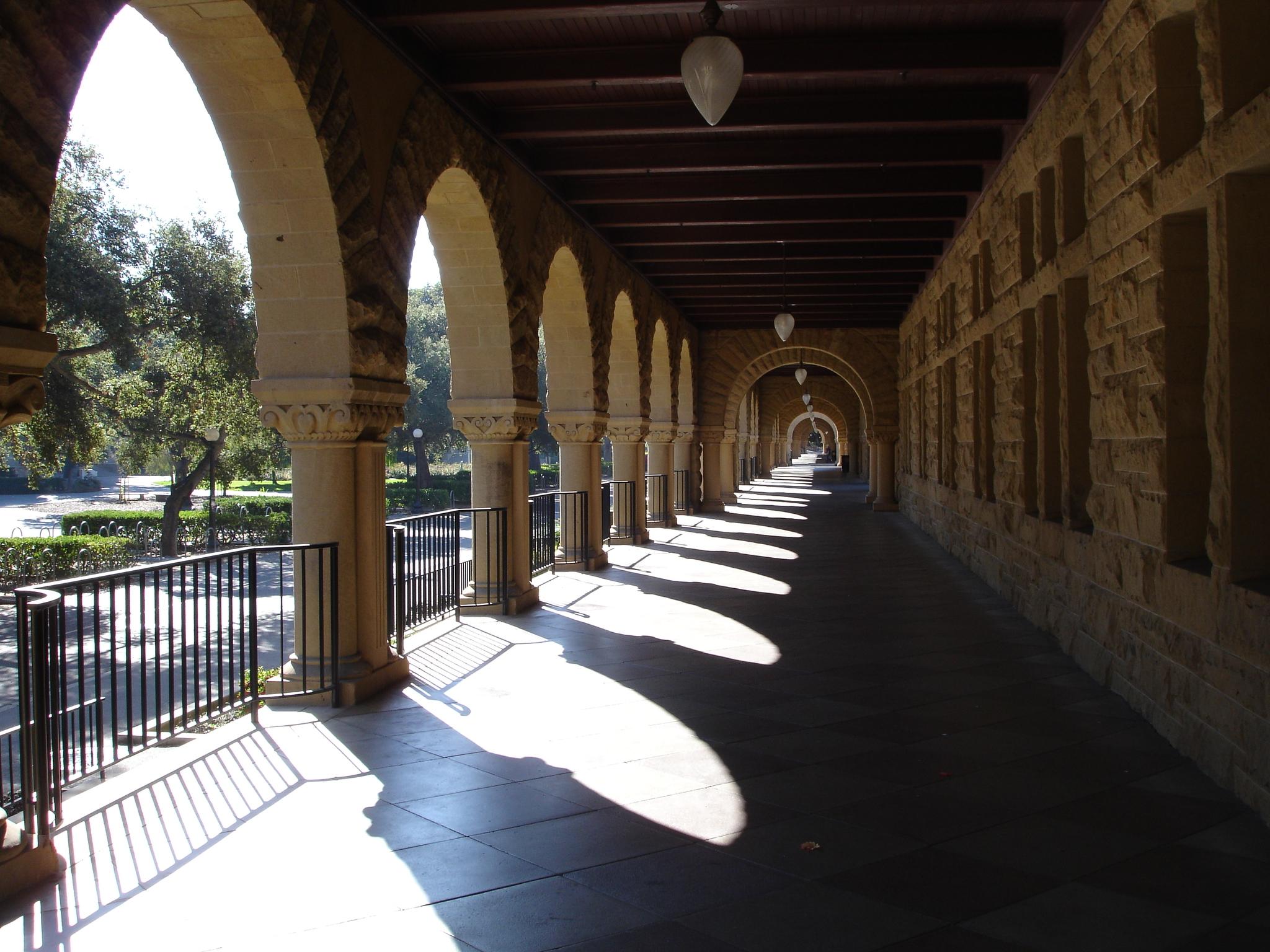 stanfordcorridor