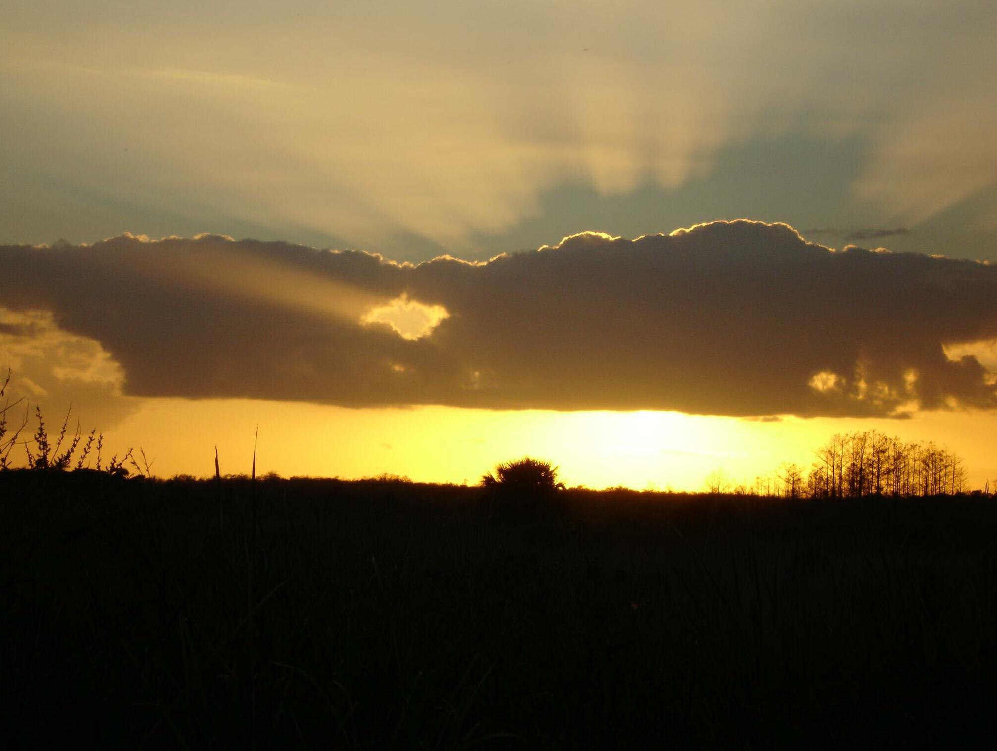 sunseteverglades